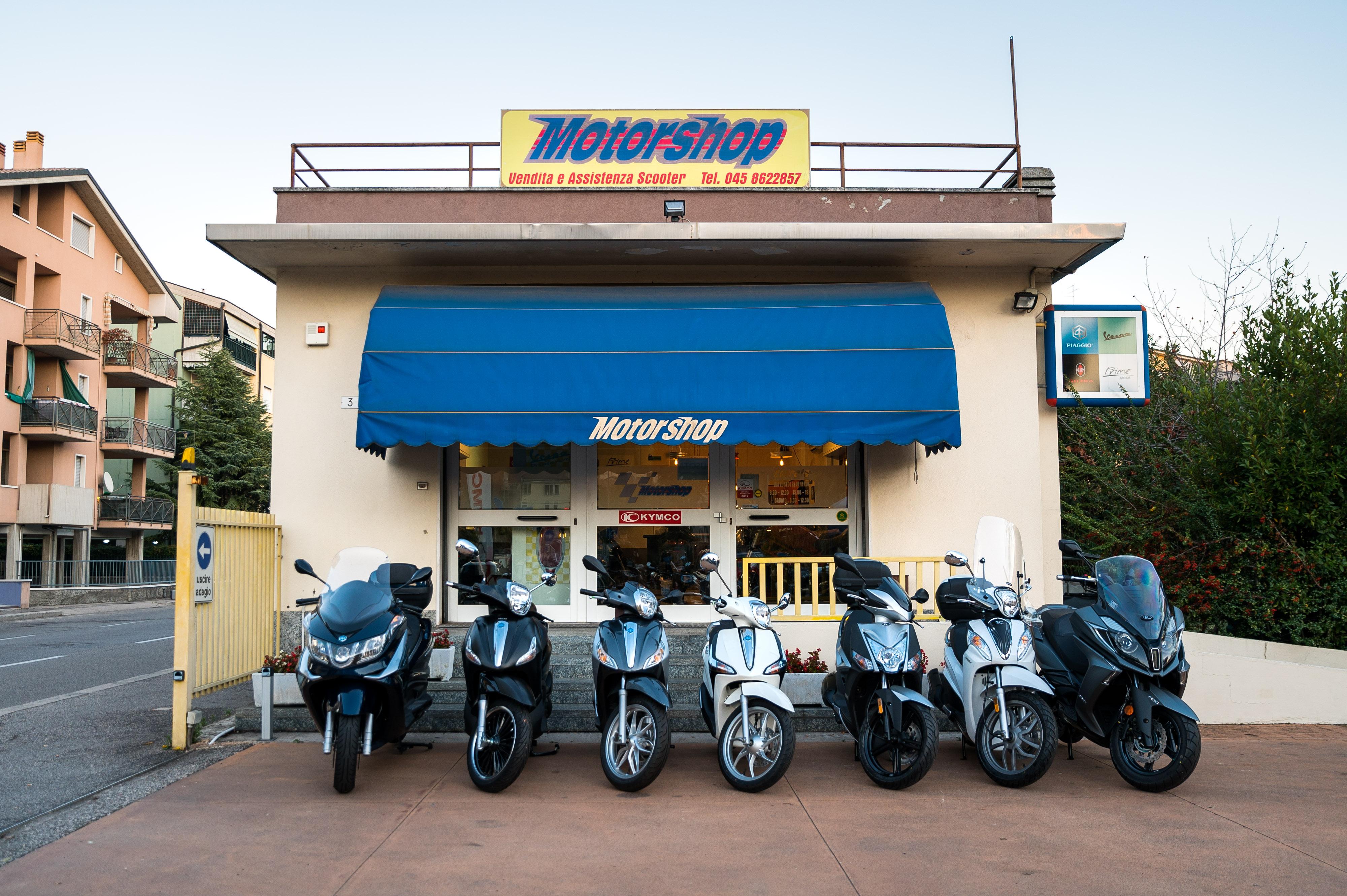 Officina moto Verona